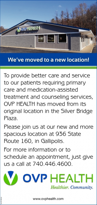 We've moved to a new location!