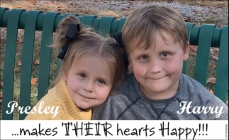 Presley, Harry ...maes their hearts happy!