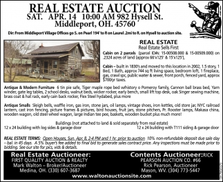 982 Hysell St Middleport, OH, Walton and Associates