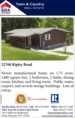 22760 Ripley Road