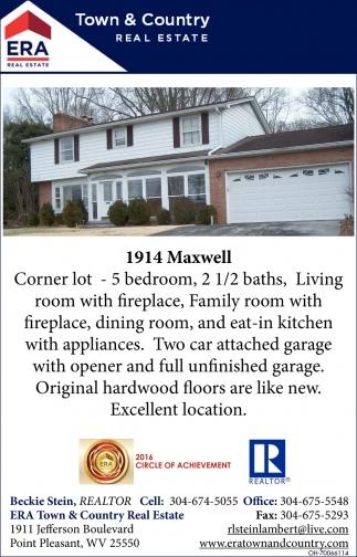1914 Maxwell