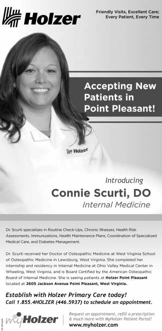 Connie Scurti, DO Internal Medicine