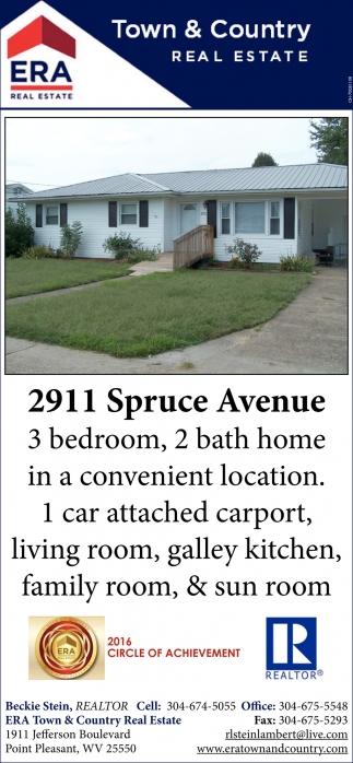 2911 Spruce Avenue