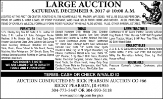 Large Auction
