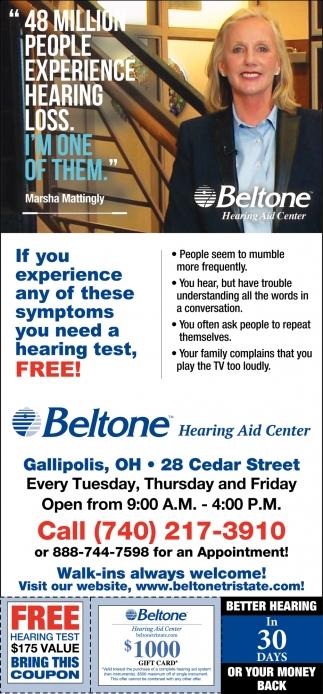 Hearing Test Free!