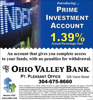 Introducing... Prime Investment Account 1.39%
