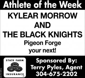 Kylear Morrow - Athlete of the Week