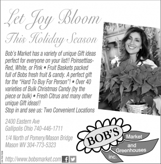 Let Joy Bloom This Holiday Season