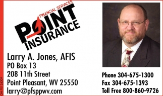 Larry A. Jones, Afis