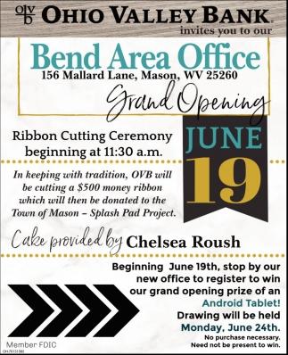 Gran Opening - Bend Area Office - June 19