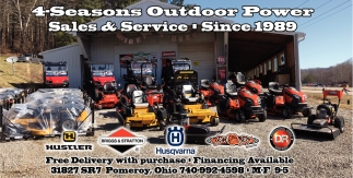 our Home for Zero-Turn Mowers, Tractor Repair, Parts & Accessories