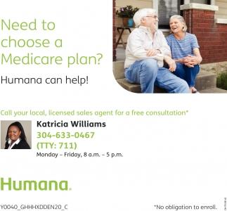 Need choose a Medicare Plan?