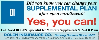 Specialist for Medicare Supplements & Part D Plans