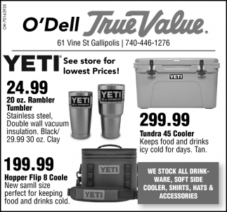 Yeti - See store for lowest Prices