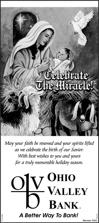 Celebrate The Miracle!